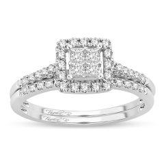 14K  1.25CT  Diamond  RING